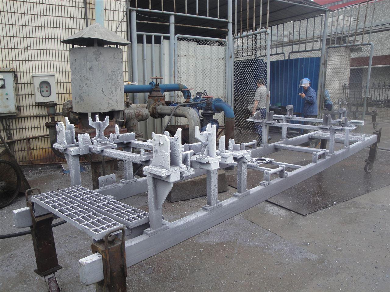 ak35/21-水喷砂除锈高压清洗机-河南凯莲清洁设备
