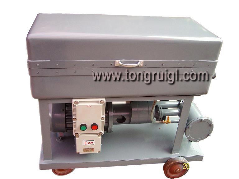 BK防爆板框滤油机