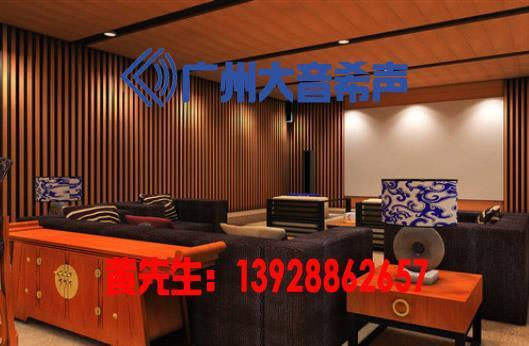 会议室生态木装饰板-会议室墙面装饰吸音板 会议室生态木装饰板价格