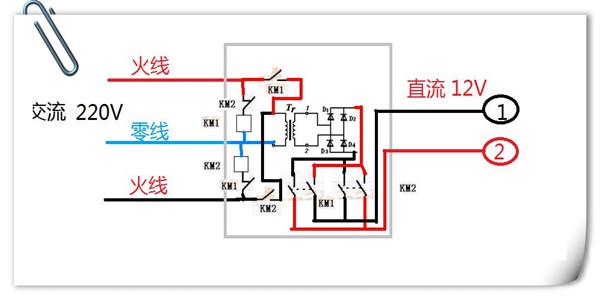 2,直流电和交流电的作用是:可以把这两种不同性质的电看作是一种图片