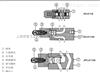 ATOS二通压力补偿器,阿托斯HC/KC/JPC型压力控制阀
