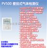 PV501-CL2 壁挂式氯qi检测仪
