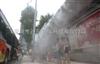 河南公交站喷雾降温工程产品资讯